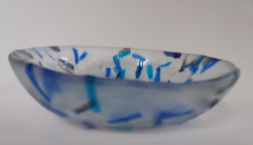 Eccentric Bowl - Blue