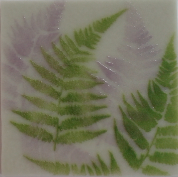 Stencil - Fern